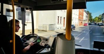 Busfahrer Uwe Barz