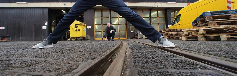 Von Gleisen und Schienen