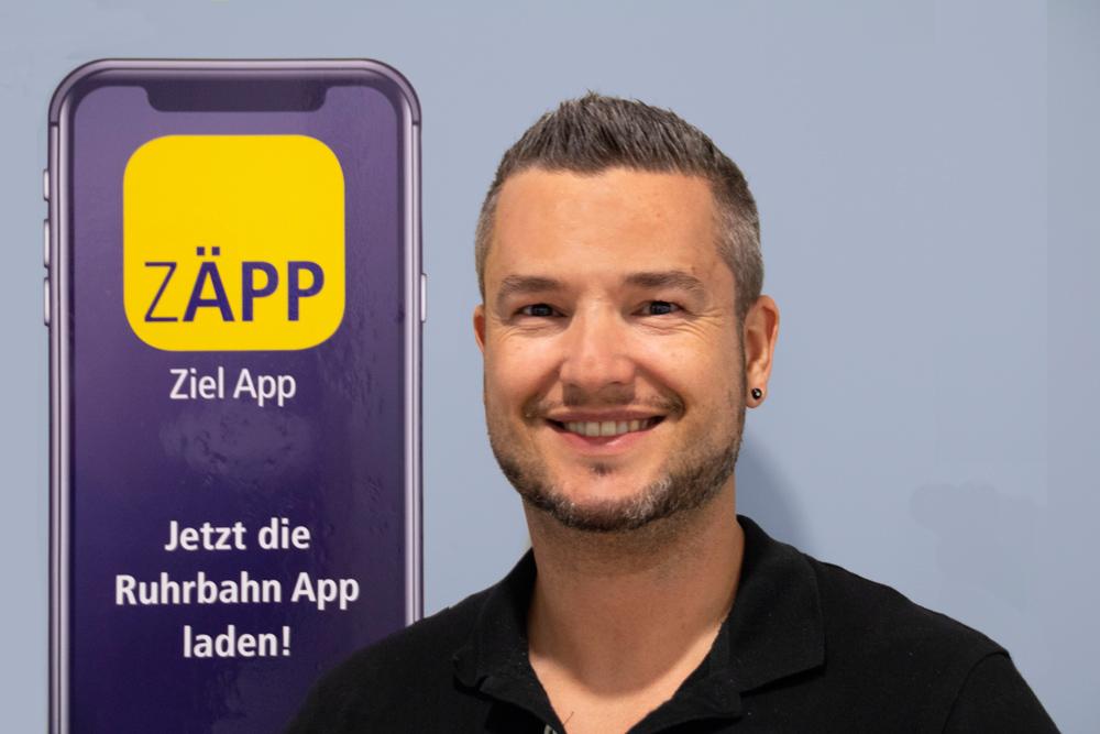 ZÄPP - Die Ruhrbahn-App